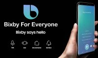 Bixby will not support English voice commands in Samsung Galaxy S8