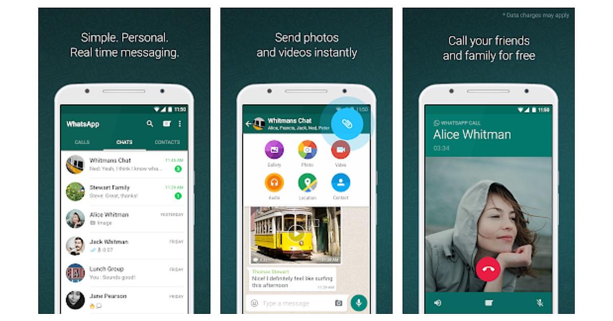 Download WhatsApp Messenger for Samsung